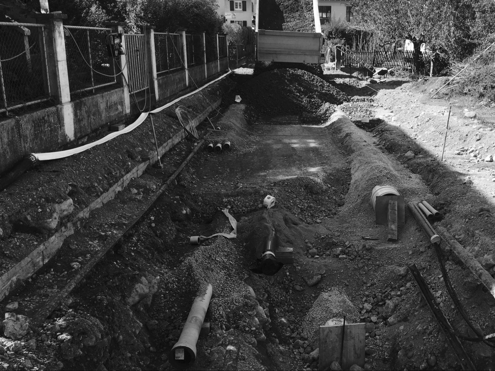 Tiefbau / Wasserversorgung